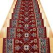 階段マット 階段 滑り止め 13枚組 22cm×66cm幅 バラ追加OK