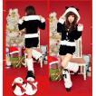 サンタクロース 衣装 クリスマス コスチューム サンタ コスプレ サンタクロース 衣装 レディース パーティードレス 仮装 コスチューム セクシー ルームウェア