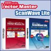 PDF変換の決定版 VectorMasterPro&ScanWaveLite 2本...