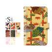 手帳型ケース iPod TOUCH 5 6 / 和柄 和風 日本的 for iPod TOUCH 第5 6世代 手帳 ケース カバー