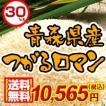 27年度 青森県産つがるロマン30kg 送料無料