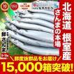 さんま 本場 北海道 根室産 鮮さんま 110g前後 9から10尾入 計1kg  送料無料  同梱不可 指定日不可 魚 生さんま