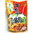 マルサン 旨鍋専科キムチ鍋スープ750gストレートタイプ2袋セット コク深い辛みと旨み