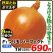 種 野菜たね タマネギ F1つり玉パーフェクト 1袋(5ml...