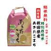 令和3年 あきたこまち 秋田県大潟村産 特別栽培米 玄米5Kg 白米・7分づき・5分づき・3分づき・玄米・精米無料