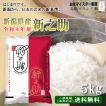 新之助 新潟米(令和2年産)5kg【送料無料(本州のみ)】