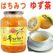 ★韓国食品/ゆず茶★三和 蜂蜜 柚子茶(瓶)  1Kg