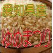 ゆめまつり 10kg(玄米) 令和2年産 愛知県産