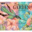 送料無料!2018年 LANG ラングカレンダー Bohemian Garden  ボヘミアン・ガーデン Susan Winget