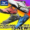 安全靴 ミズノ mizuno F1GA1900 TD11L オールマイティ 2019 新作 セーフティー  シューズ あすつく 送料無料 軽量 メンズ