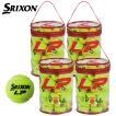 スリクソン SRIXON テニスボール LP 1箱 30個×4=120球 ノンプレッシャーテニスボール