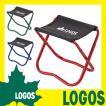 折りたたみ椅子 ロゴス LOGOS イス チェアー 折り畳み椅子 折りたたみチェアー レジャーチェアー キャンプ用椅子 コンパクト 折り畳み 軽量 背もたれなし