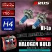 ハロゲンバルブ H4 Hi/Lo 切替 55W 6000K 12V 145W/17...