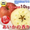 あいかの香り 長野りんご 10kg お得な家庭用 送料無料