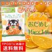みかんチップス 明るい農村天水 ドライフルーツ 九州 熊本 15g