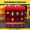 互換レゴ フィグ ケース ミニフィギュア ディスプレイ ビルディング ボックス ショー LEGO