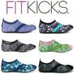 FITKICKS 超軽量 マリンシューズ 厚さ1cm マリンスポーツ ヨガ サイクリング フィットキックス フィットキックス