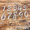 木製 数字 0〜9 単品 高さ7.5cm 大サイズ レターバナー ウッドバナー 小さい wood banner カレンダー 0から9 写真 小物 ネコポス 送料無料