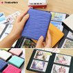 thehaki チェキアルバム The Leaf-Mini Polaroid Album