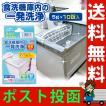 食洗機の掃除 食洗機庫内の一発洗浄 食洗機クリーナー 定形外・送料無料