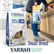 ヤラー(YARRAH)小型犬専用2kg