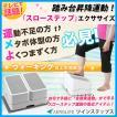 【送料無料】エアロライフ ツインステップス [DR-3750] 足腰の筋力を効果的に向上・維持します。 踏み台昇降運動