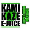 VAPE リキッド 電子タバコ ベイプ KAMIKAZE SUPER HARD MENTHOL【スーパーハードメンソール】15ml カミカゼ 日本製 国産 正規品