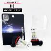 LEDフォグランプ H8 ステルス仕様 48W 最新3014チップ搭載 ホワイト/白 2球