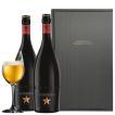 お中元 送料無料 包装済 イネディット ギフトセット 750ml 2本 BOX付き スペイン ビール 輸入ビール 海外ビール 白ビール