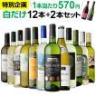 ワインセット 白 送料無料 白だけ 特選ワイン 12本 ベストセラー ワイン 飲み比べ 詰め合わせ 85弾
