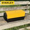 STANLEY スタンレー 5トレイ メタルツールボックス Tool Box パーツケース 工具箱 収納 DYI 大工 ドライバー USA イエロー