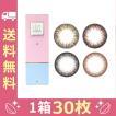 【30枚】カラコン カラーコンタクトレンズ  LILY ANNA(リリーアンナ) ワンデー カンテリちゃんモデル 韓国コスメ 韓国ファッション