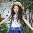 韓国子供服ブランド【PUELLA FLO】GRIPPER-T グリッパー半袖Tシャツ