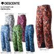 18-19 DESCENTE(デサント)【パンツ/数量限定品】 S.I.O PANTS 40(ジオパンツ40)DWUMJD54【スキーパンツ】