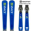 18-19 SALOMON(サロモン)【スキー板/予約商品】 S/RACE RUSH SL P80 + X12(エスレースラッシュSL P80 金具付)【金具取付無料】
