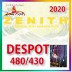 DESPOT480/430ランクアップlovefish仕様ゼニス2020