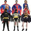 ハロウィン 仮装   大人用 ハロウィーン 仮装 ハロウィン 衣装 バットマン 悪魔◆吸血鬼 スパイダーマン に変身 スパイダーマン 超人superman