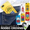 スマホケース iPhoneSE 5s 5 RODEOCROWNS ロデオクラウンズ ミラーケース ブランド