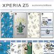 Xperia Z5 (SO-01H/SOV32/501SO) Disney ディズニー×シンジカトウ ハードケース ドナルド(5color)デイジー