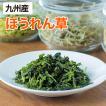 乾燥野菜 ほうれん草 国産野菜  保存野菜 野菜 乾燥