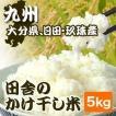 お米 ライス ご飯 九州米 田舎のかけ干し米 5kg