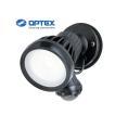 在庫あり オプテックス LA-10PROLED LEDセンサライト 防犯照明 天井壁面取付可能 照度センサ AC直結 LED1000lm 防犯灯