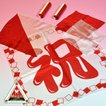 I7554 DPG 紅白ブレンドチューブ リレーセット マジック・手品