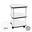 業務用3段式サイドテーブルSW-11・送料無料