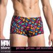 【M】サイズ 柔らかいマイクロジャージ メンズボクサーパンツ☆ドイツ製 MANSTORE(マンストア)☆M663☆Micro Pants 男性下着