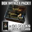 限定・送料無料 マイケル・ジャクソン メモラビリア・トレーディングカード 1BOX(120枚入) PANINI マイケルジャクソン・コレクション