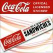 Coca-Cola コカコーラ ステッカー 8 シール アメリカン雑貨