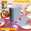 中古デスクトップパソコン Windows7|FUJITSU ESPRIMO-D551/D|Core I3 2120 3.3GHz/4096MB/250GB|DVDマルチ|Office◎