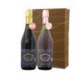 ワインセット ワインギフト  赤・ 白スパークリングワインギフトセット 2本セット
