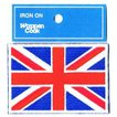 イギリス国旗 ワッペン M